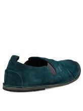 Туфли Marsell MM1450 100% кожа оленя Бирюзовый Италия изображение 4