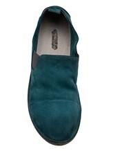 Туфли Marsell MM1450 100% кожа оленя Бирюзовый Италия изображение 5