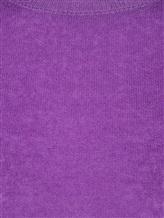 Джемпер Agnona A10T6 94% кашемир, 6% полиамид Фиолетовый Италия изображение 2