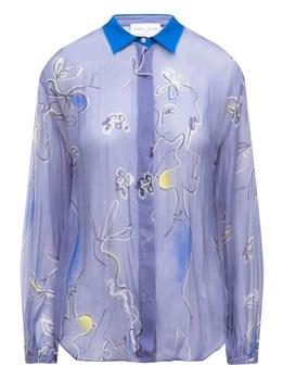 Блузка (текстиль) forte_forte 6069