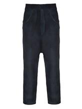 Брюки (текстиль) AVANT TOI 219U2654 100% конопля Черный Италия изображение 0
