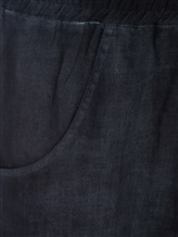 Брюки (текстиль) AVANT TOI 219U2654 100% конопля Черный Италия изображение 2