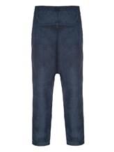 Брюки (текстиль) AVANT TOI 219U2654 100% конопля Темно-синий Италия изображение 1