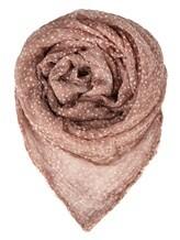 Шарф Faliero Sarti 0275 81% хлопок, 19% полиамид Розовый Италия изображение 0