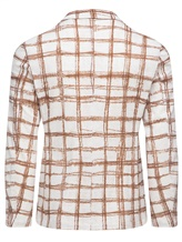 Пиджак (текстиль) Lardini EGCM21 100%хлопок Светло-бежевый Италия изображение 1