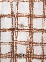 Пиджак (текстиль) Lardini EGCM21 100%хлопок Светло-бежевый Италия изображение 2