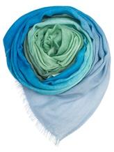 Палантин (текстиль) Faliero Sarti 0254 70% кашемир, 30% шёлк Ментол Италия изображение 0