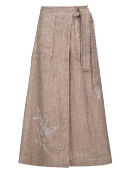 Юбка (текстиль) Lorena Antoniazzi LP3512G01R