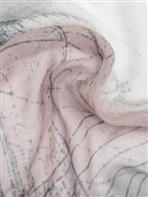 Платок Faliero Sarti 2002 90% модал, 10% кашемир Серый Италия изображение 1