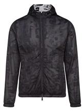 Куртка Herno GI0151U 100% полиамид Черно-белый Италия изображение 3