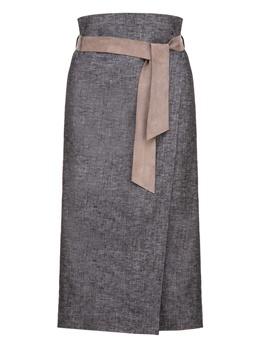 Юбка (текстиль) Les Copains 0L4001