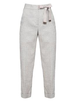 Брюки (текстиль) Peserico P04143