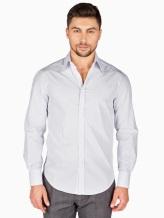 Рубашка Brunello Cucinelli 1716 100% хлопок Белый Италия изображение 0