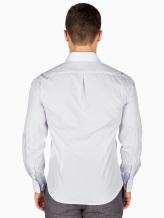 Рубашка Brunello Cucinelli 1716 100% хлопок Белый Италия изображение 2