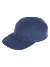 Бейсболка Svevo 0153 100% кашемир Синий Италия изображение 1