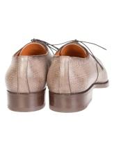 Ботинки Santoni 12185 100% кожа Бежевый Италия изображение 3