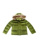 Куртка BREST JMS00G 100% полиамид Салатовый Китай изображение 0