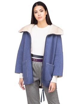 Пальто Agnona H81504