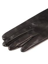 Перчатки Piero Restelli 0815 100% кожа Черный Италия изображение 1