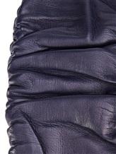 Перчатки Piero Restelli 0815 100% кожа Темно-синий Италия изображение 1