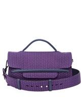 Сумка ZANELLATO 06581 100% кожа Фиолетовый Италия изображение 0