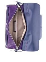 Сумка ZANELLATO 06581 100% кожа Фиолетовый Италия изображение 6