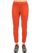Брюки Bruno Manetti U1L104 100% шерсть Оранжевый Италия изображение 1