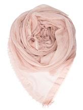 Палантин Faliero Sarti 0260 73% кашемир, 14% шёлк, 6% купра, 5% шерсть, 2% полиэстер Розовый Италия изображение 0