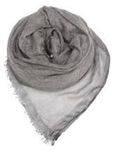 Палантин Faliero Sarti 0260 73% кашемир, 14% шёлк, 6% купра, 5% шерсть, 2% полиэстер Серый Италия изображение 0