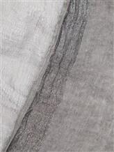Палантин Faliero Sarti 0260 73% кашемир, 14% шёлк, 6% купра, 5% шерсть, 2% полиэстер Серый Италия изображение 1