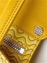 Сумка ZANELLATO 36247 100% канвас Желтый Италия изображение 5