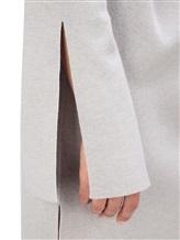Платье Lamberto Losani 274230 100% шерсть Светло-серый Италия изображение 4