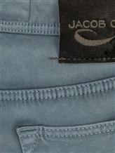Джинсы Jacob Cohen PW688 C0MF 98% хлопок, 2% эластан Серо-голубой Италия изображение 4