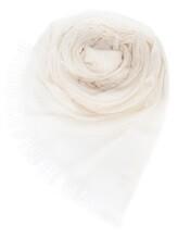 Платок Peserico S31254C0 97% шерсть, 3% полиэстер Натуральный Италия изображение 0