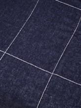 Платок Peserico S31254C0 97% шерсть, 3% полиэстер Темно-синий Италия изображение 1