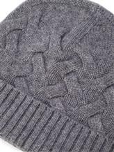 Шапка IRISvARNIM 184900 100% кашемир Серый Италия изображение 1