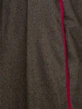 Брюки Agnona 73020Y 90% шерсть, 8% кашемир, 2% эластан Хаки Италия изображение 4