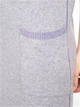 Платье Re Vera 18191039 80% кашемир 20% хлопок Серый Китай изображение 7