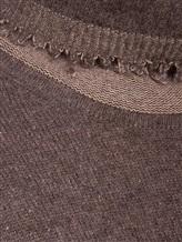 Платье Re Vera 18191039 80% кашемир 20% хлопок Серо-коричневый Китай изображение 5