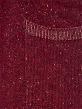 Платье Re Vera 18191039 80% кашемир 20% хлопок Бордовый Китай изображение 4