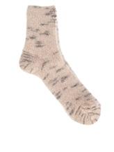 Носки ALTO Milano 18AICA1409DC 55% мохер, 40% полиамид, 3% шерсть, 2% эластан Бежевый Италия изображение 0