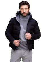 Куртка Herno PI093UL 100% полиамид Черный Румыния изображение 1