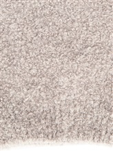 Шапка Peserico S36067F03 40% альпака, 20% мохер, 20% шёлк, 19% полиамид, 1% эластан Серый Италия изображение 1