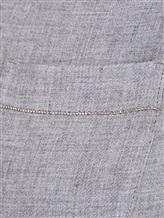 Платье Peserico S02195A 70% вискоза 30% шерсть Светло-серый Италия изображение 4