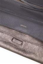 Сумка Agnona PB401X 100% кожа Серый Италия изображение 10