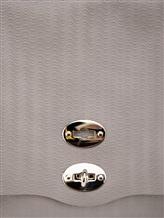 Сумка ZANELLATO 06134 100% кожа Светло-серый Италия изображение 7