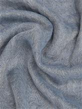 Шарф Fabio Toma 3210 70% кашемир, 30% шёлк Серо-голубой Италия изображение 1