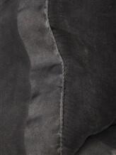 Шарф EREDA 18WEDSC003 50% шерсть, 30% вискоза, 20% шёлк Темно-серый Италия изображение 1
