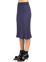 Юбка Agnona AG003 60% шерсть, 30% шёлк, 10% кашемир Синий Италия изображение 2
