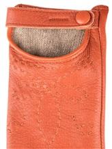 Перчатки ZANELLATO 51298 100% кожа Рыжий Италия изображение 1